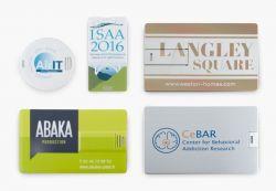 Carta di credito - Chiavetta USB