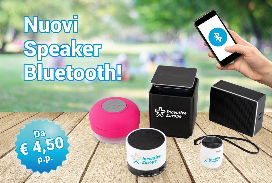 Ultimi momenti estivi  – Speakers Bluetooth