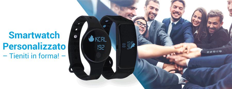 Smartwatch personalizzati