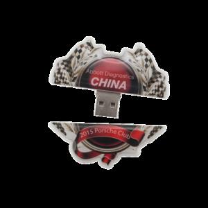 2D Effetto Cupola - Chiavetta USB