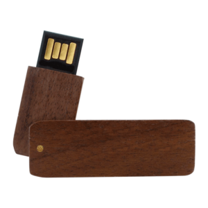 Dark Tornado wood usb stick 2