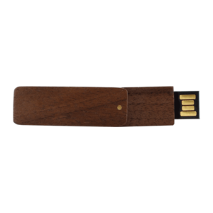 Dark Tornado wood usb stick 3