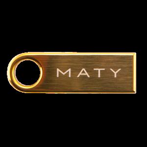 Mini oro - Chiavetta USB