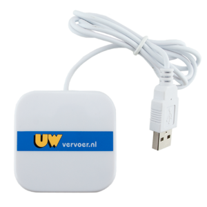 Pulsante Web quadrato - Chiavetta USB